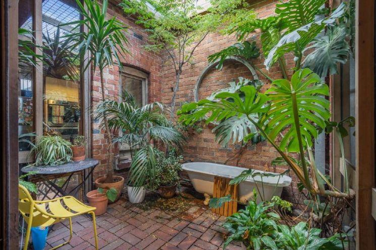 가족에게 적합한 침실 2개, 욕실 2개 주택(호주 멜버른)