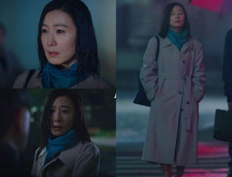 '부부의 세계' 김희애. 사진=JTBC '부부의 세계' 방송 화면