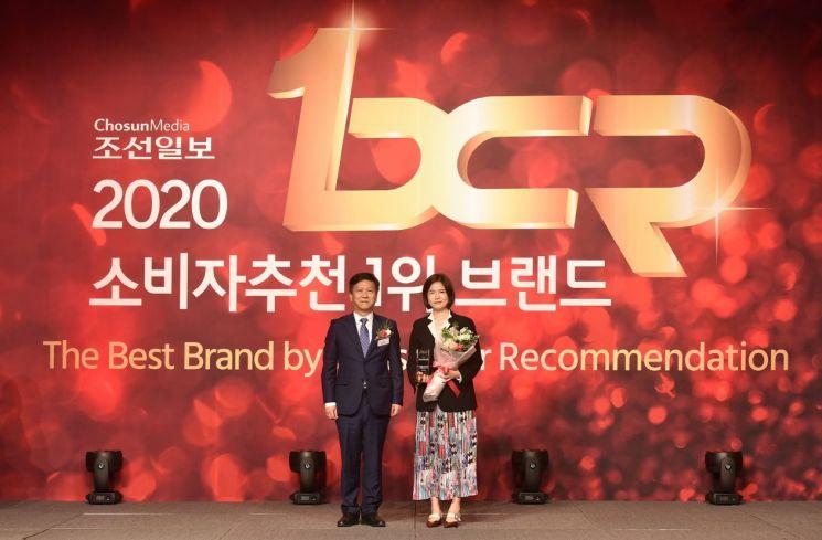 허스텔러, '소비자추천 1위 브랜드' 비건 스킨케어 부문 1위 수상