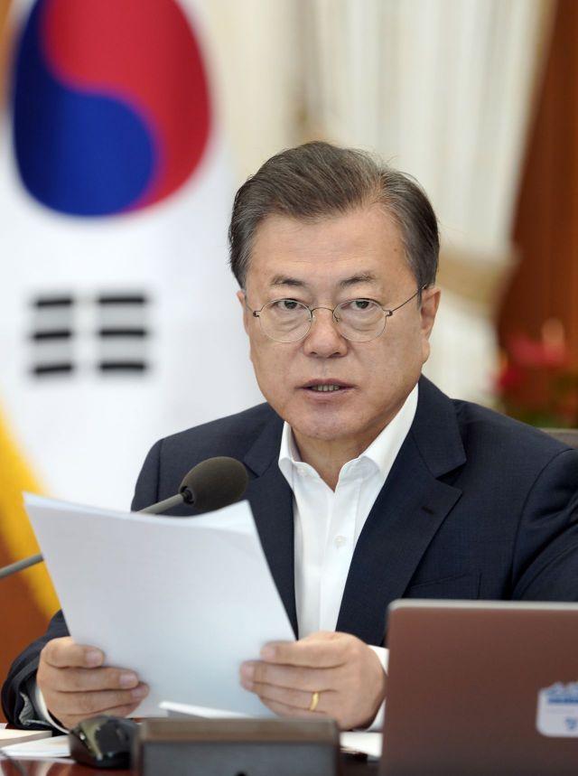 문재인 대통령.(자료사진) [이미지출처=연합뉴스]