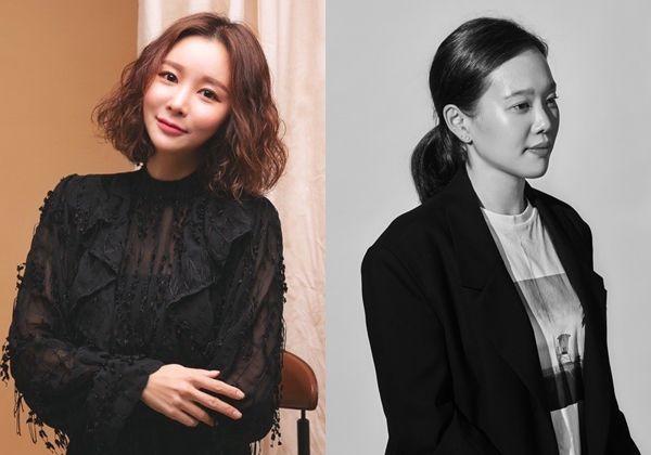 (좌) 청담 라라피엠 명아 메이크업 아티스트, (우) 에스팀 정수연 메이크업 아티스트