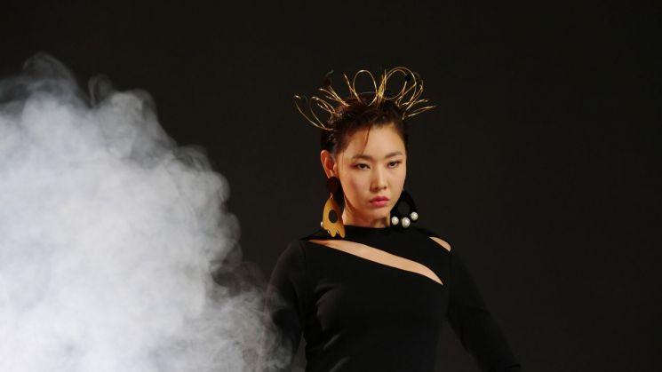 한혜진 '100벌 챌린지', 비하인드컷 모음.zip