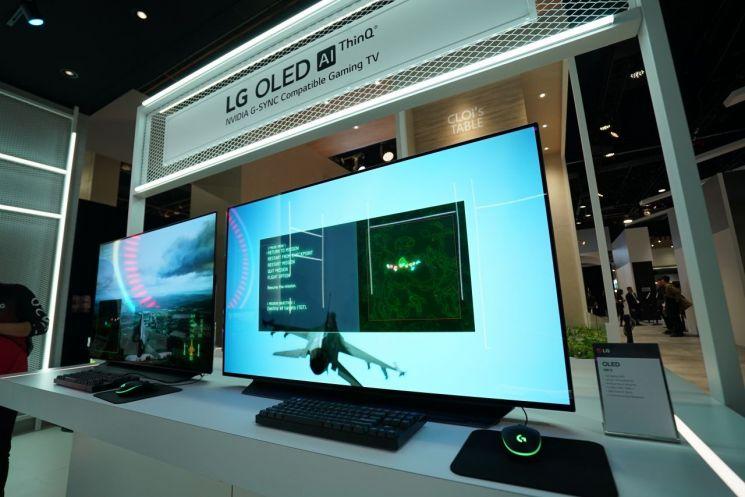 LG전자 48인치 4K OLED TV