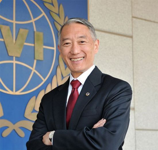 제롬 김 국제백신연구소(IVI) 사무총장