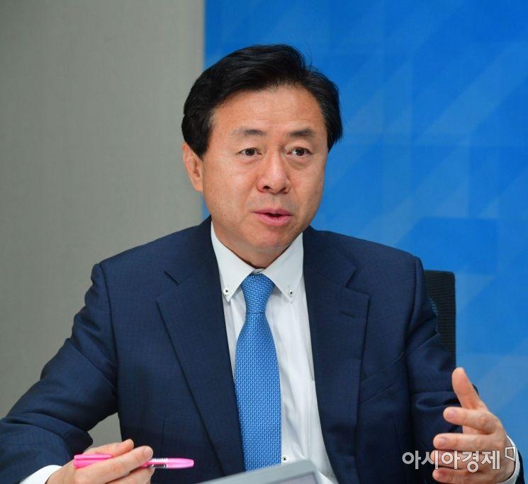 김영춘 더불어민주당 의원./윤동주 기자 doso7@