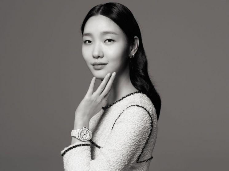 배우 김고은. 사진=샤넬