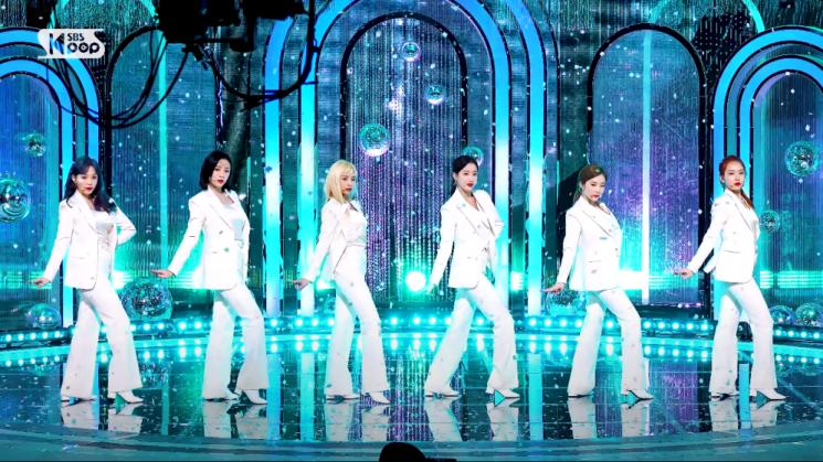 사진=SBS 유튜브 '스브스케이팝' 직캠 캡처