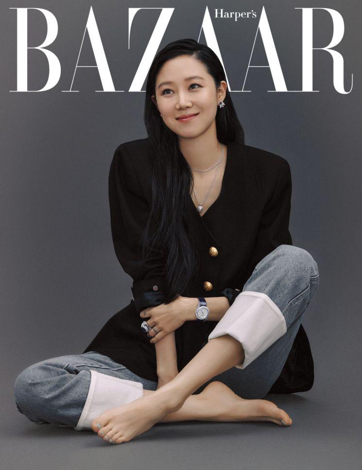 배우 공효진 화보