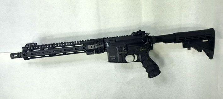 미 전투기 조종사에 보급된 신형 소총