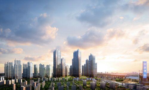 동양건설산업, 6월 청주에서 '파라곤' 아파트 2개 단지 공급