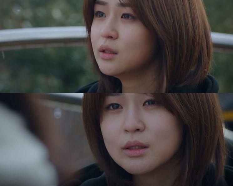 배우 심은우. 사진=JTBC '부부의 세계' 방송 화면