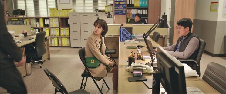배우 장나라. 사진=tvN '오 마이 베이비' 방송 화면