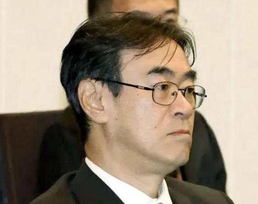▲코로나19로 국가비상사태가 선포된 시기에 기자들과 함께 마작을 즐긴 것으로 알려진 도쿄고등검찰청의 쿠로카와 히로무 검사장(63)