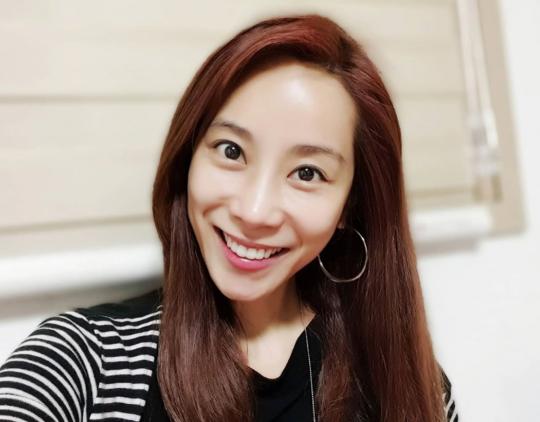 그룹 쥬얼리 출신 방송인 조민아.사진=조민아 인스타그램 캡처