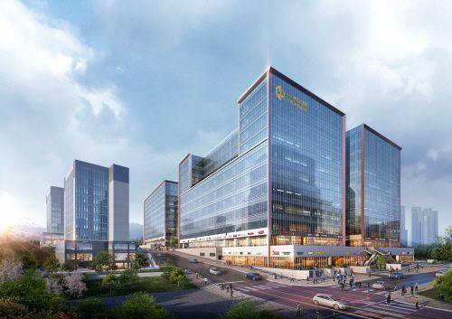 의정부 고산지구 최초, 최대 규모의 복합 지식산업센터 '의정부 센텀스퀘어' 눈길