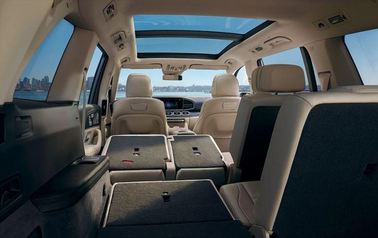 메르세데스-벤츠, 'S클래스 SUV' GLS 완전변경 출시…디젤 1억3860만원
