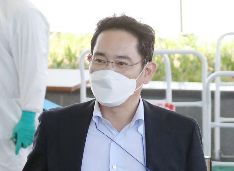이재용 삼성전자 부회장. [이미지출처=연합뉴스]
