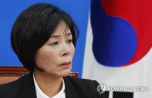 최민희 전 더불어민주당 의원. [이미지출처=연합뉴스]