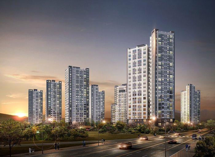 서울 도심 숲세권 프리미엄 갖춘 아파트, 보라매 센트럴바움
