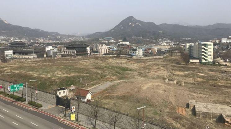 서울시, 송현동 대한항공 부지 '공원' 못 박는다…'문화공원' 추진