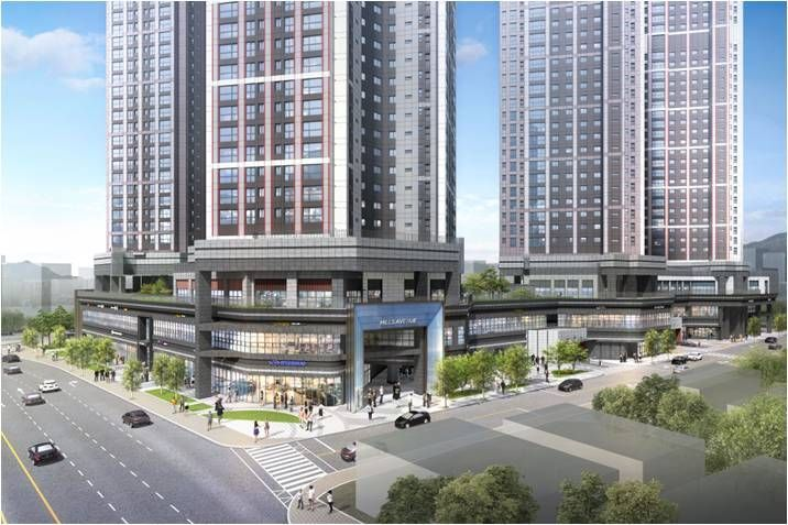 대구 중구 新랜드마크 상권의 탄생, '힐스에비뉴 도원' 드디어 공개