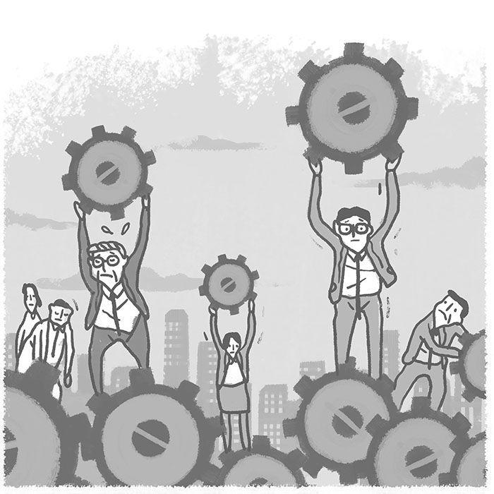 [전영수의 인구프리즘]분업피로가 낳은 인구학적 신고객