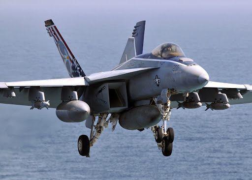 FA-18E 슈퍼호넷(US Navy)