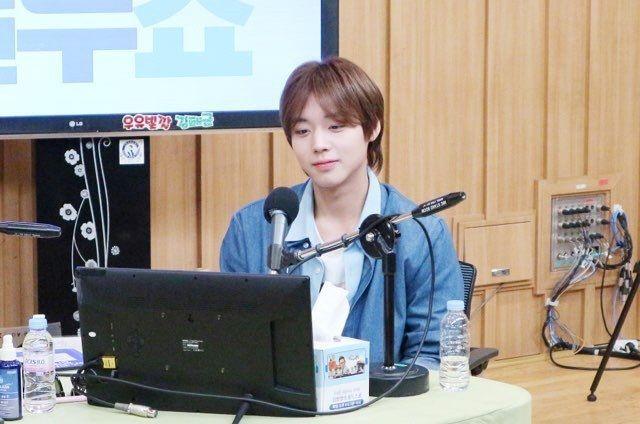 가수 박지훈 / 사진=SBS 보이는 라디오