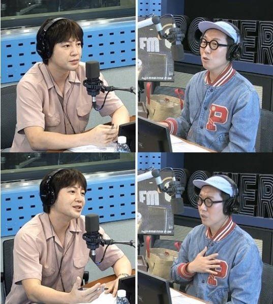 사진=SBS 파워 FM '김영철의 파워FM' 캡처