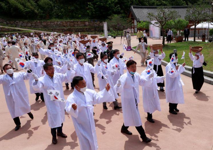충의의 고장 보성, 의병의 날 기념행사 개최