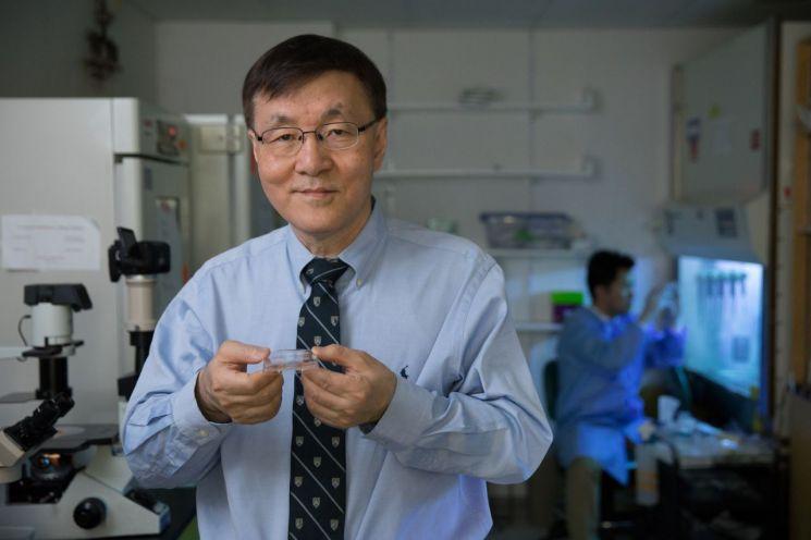 김광수 하버드 의대 교수( KAIST 해외초빙 석좌교수, 총장 자문위원)