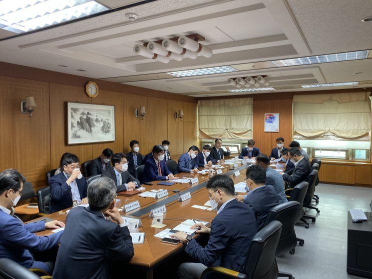 외교부, 중동 진출 기업 대상 '코로나19' 방역대책·지원방안 논의