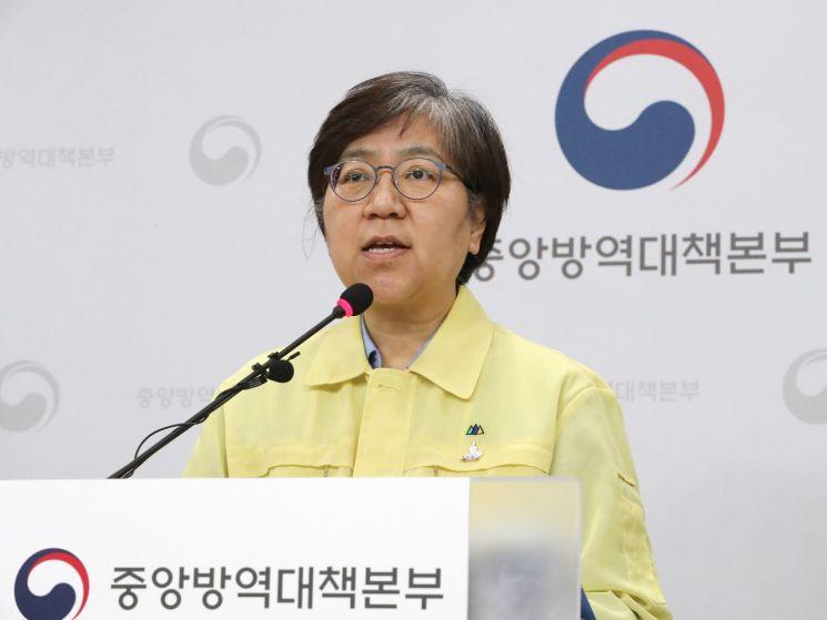 정은경 코로나19 중앙방역대책본부장<이미지:연합뉴스>