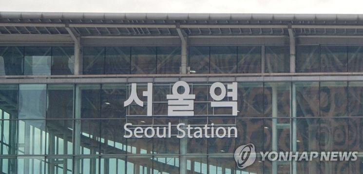 '서울역 묻지마 폭행' 30대 남성 구속영장 신청
