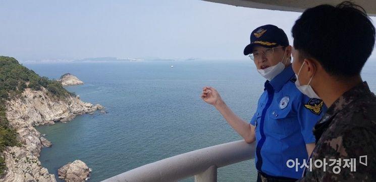 창원해경, 해상경계강화 관할해역 안전관리 협력 구축