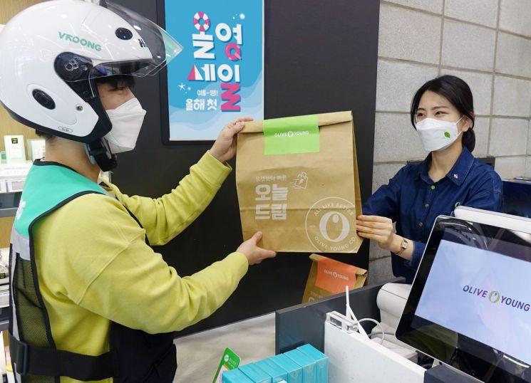 CJ올리브영, '올영세일' 기간 온라인몰 누적 방문자 1000만명 달성