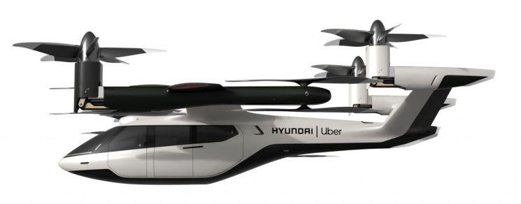 현대차 에어택시 콘셉트 모델 S-A1