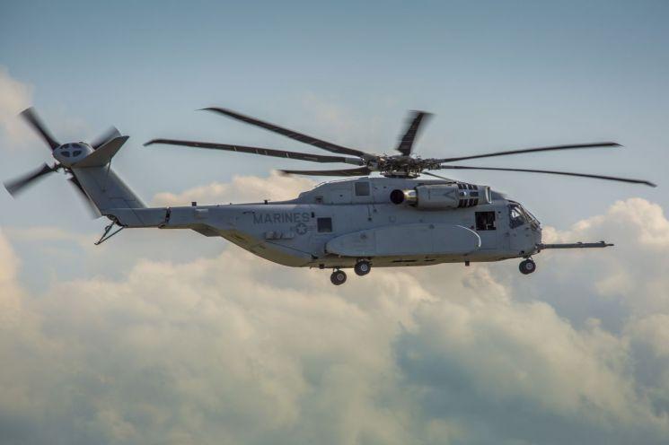 미국 록히드 마틴사의 CH-53E
