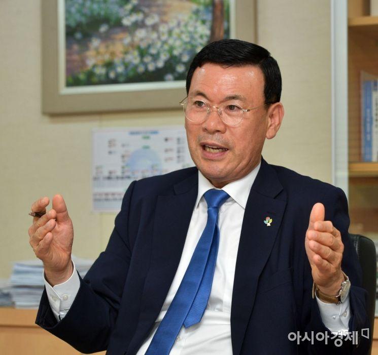 박주봉 중소기업 옴부즈만./윤동주 기자 doso7@