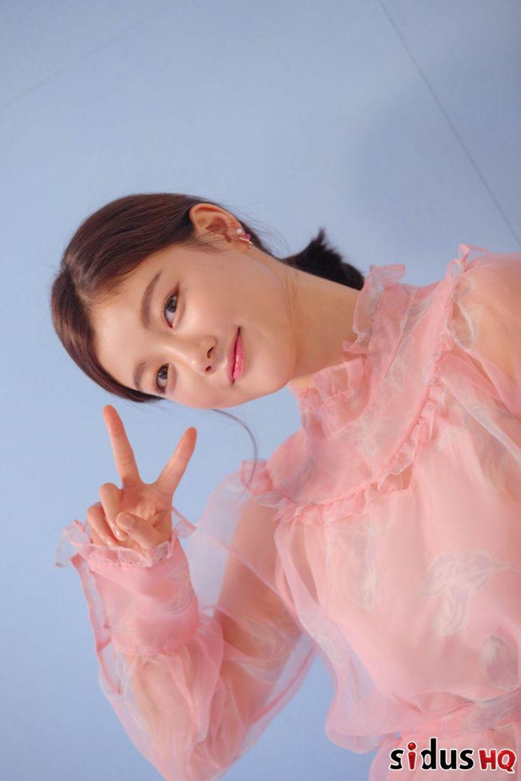 배우 김유정 화보
