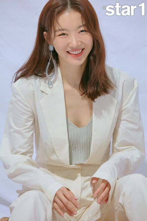 배우 장희진 화보