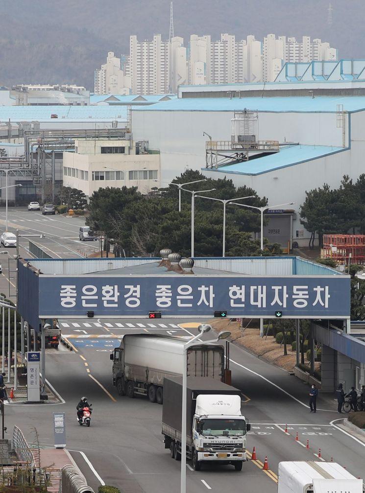 현대차 울산공장(사진=연합뉴스)