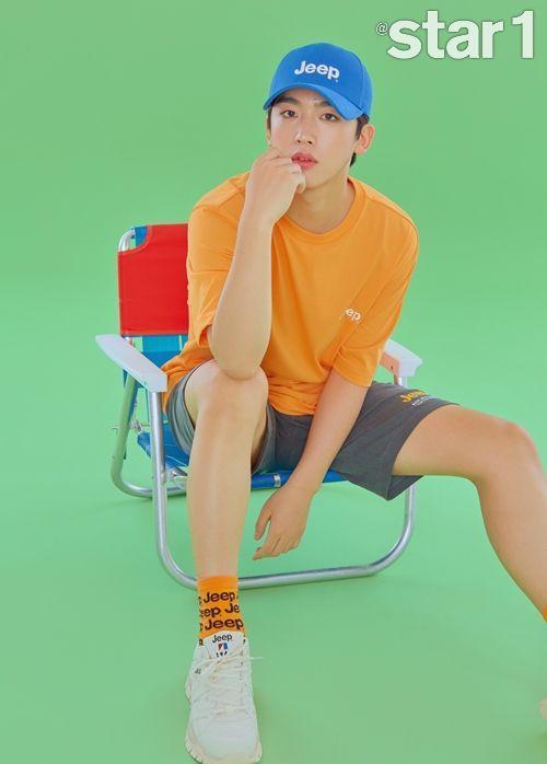 가수 김요한 화보