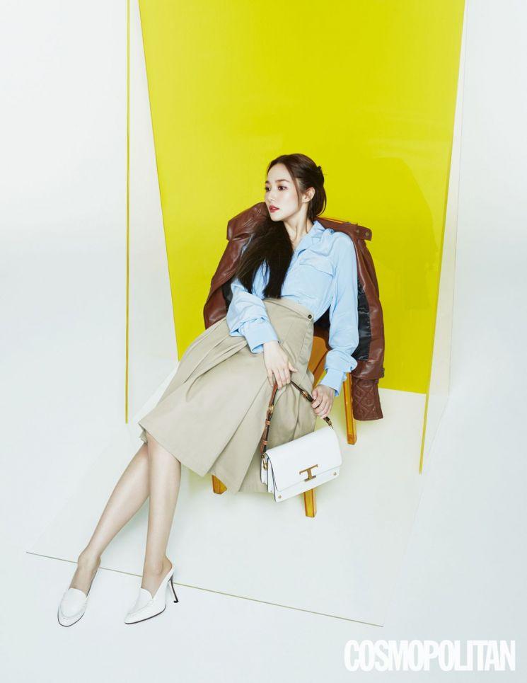 박민영은 '연기 짝사랑' 중