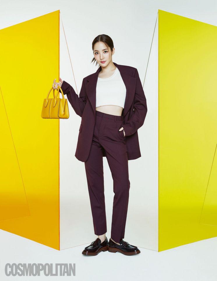 배우 박민영 화보