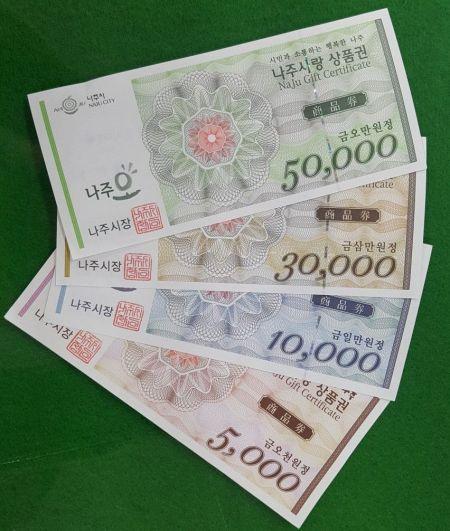 지역사랑상품권 불법환전 시 과태료 최대 2000만원