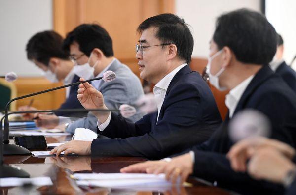 손병두 금융위원회 부위원장 / 김현민 기자 kimhyun81@