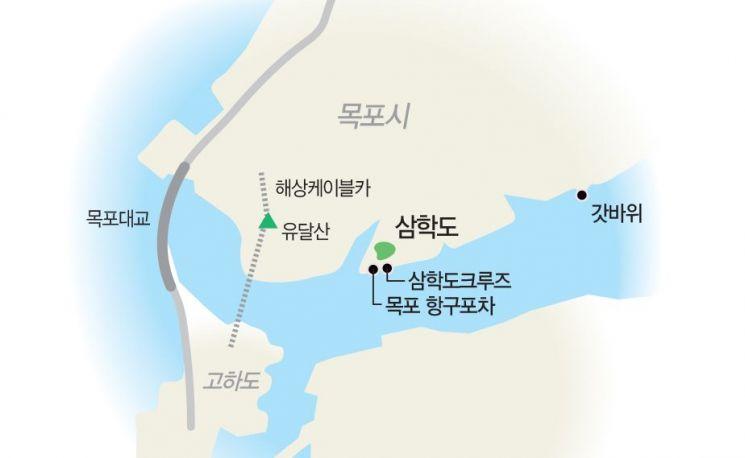 [조용준의 여행만리]낭만 목포…야경 맛집