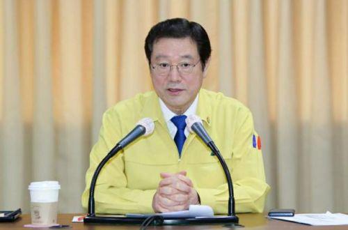 """이용섭 """"후쿠시마 원전 오염수 방류 결정 강력 규탄"""""""