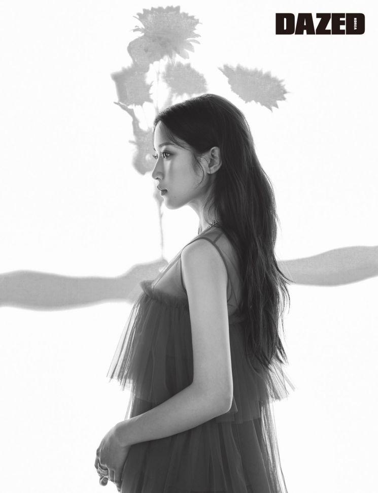 배우 문가영 화보